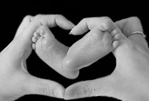 REFLEXOLOGY FOR PREGNANCY & SUB FERTILITY. baby Reflex 2